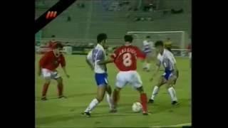 Japan 1 Iran 2 WCQ 1993 日本対イラン