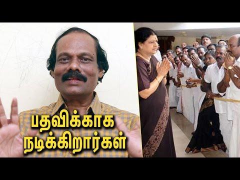 ஜெயலலிதா பற்றி மனம் திறக்கும் Leoni Interview on Jayalalitha s Death & Chinnamma Sasikala