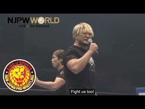 Xxx Mp4 ROPPONGI 3K Post Match Highlight From NEW JAPAN CUP 2018'Mar 21 2018 English Japanese Subs 3gp Sex