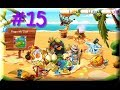 Angry Birds Epic- Great Cliff Pig Ghost Banshee Boss Fight - Three Stars Walkthrough Part 15