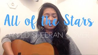 All of the Stars - Ed Sheeran Cover