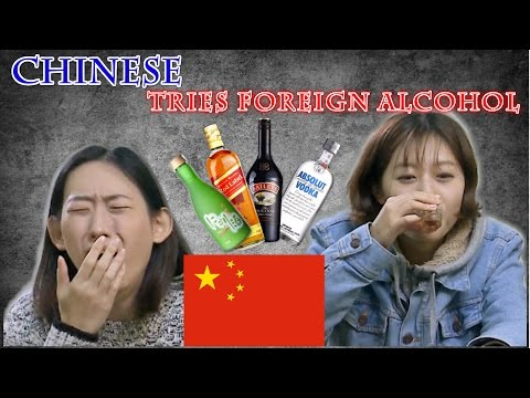 Xxx Mp4 Chinese Tries Foreign Alcohol For The First Time 3gp Sex