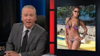 Bill Maher on the Sex-Centered Media (Hard News)