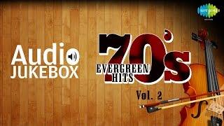 Evergreen Duets Of 70's | Classic Hindi Songs | Volume 2 | Audio Jukebox