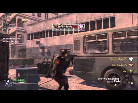 COD Modern Warfare Jugando Search And Destroy y Aki Tambien Veras Battlefield 3