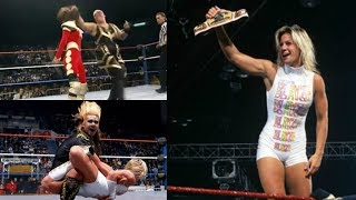 Top 10 WWE Womens Matches (1993 - 1995)