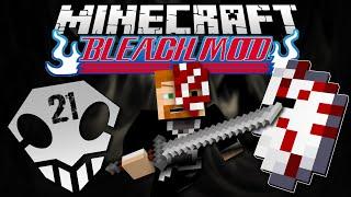 Minecraft: BLEACH MOD EP. 21 - Hollow Mask!