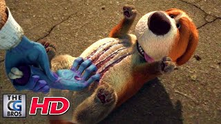 "CGI **Award-Winning** 3D Animated Short: ""Dead Friends"" - by Changsik Lee"