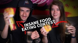 FOOD EATING CHALLENGE w/ Simon Karterud