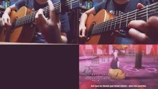 Mirai ガンスリンガー ストラトス ED (GARNiDELiA) - Acoustic Instrumental Cover