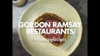 Beef Wellington Recipe | Gordon Ramsay