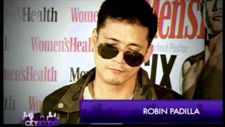 How Robin Padilla stays fit and healthy