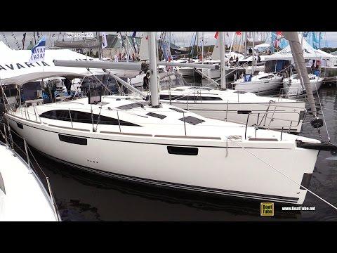 2017 Bavaria Vision 42 Sailing Yacht - Deck and Interior Walkaround - 2016 Annapolis Sail Boat Show