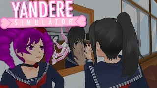 THE SECRET MIRROR &  KIZANA RIVAL SIMULATOR  | Yandere Simulator