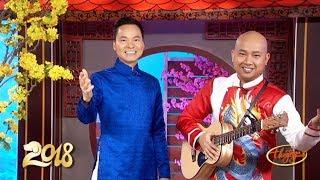 Đình Bảo & Thiên Tôn Chúc Tết Xuân Mậu Tuất 2018
