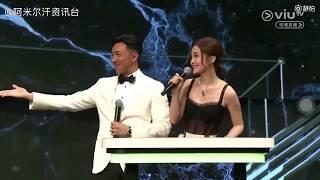 Aamir Khan In China: Aamir Khan Presented Best Actor At Hong Kong Film Award Show