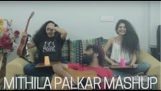 Somebodythatiusedtoknow /O Humdum /Attach Baya Mashup Cover, Curls And Beards Feat. Mithila Palkar