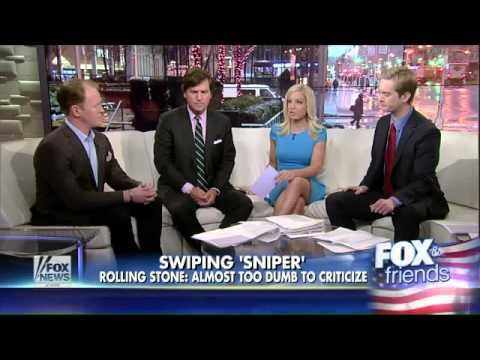 Robert O'Neill sounds off on 'American Sniper' criticism