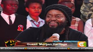 One love |Morgan Heritage exclusive on one love