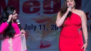 Namitha and Divyadarshini (DD) dance is special for Mega Star Kondattam!