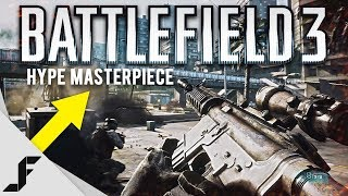 Battlefield 3 A Hype and Marketing Masterpiece