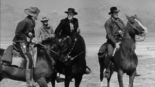 Yellow Sky  Western (1948)  Gregory Peck, Anne Baxter, Richard Widmark