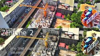 Lenovo Vibe Shot vs Asus Zenfone 2 Comparison - Camera,  Benchmark, Speaker