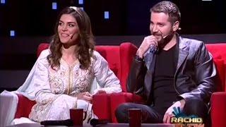 Manar et Mahmoud de Samhini | Rachid Show  رشيد شو : منار و محمود | حلقة كاملة