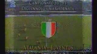 الدوري الايطالي منقول على القناة الثانية السعودية 1991م