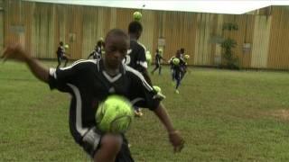 Sacrifice et discipline pour la relève du football camerounais