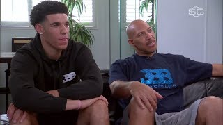 LaVar Ball Talks Lakers, Lonzo Almost Getting Arrested And His Wife