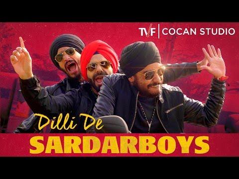 Dilli De Sardarboys (Starboy Punjabi Version) ft. Aparshakti Khurana & Singhsta || TVF CoCan Studio