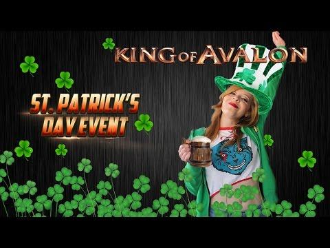 KoA - St. Patrick's Day Event With Lady of Avalon