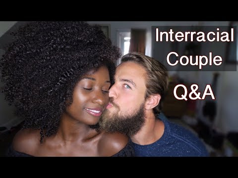 Xxx Mp4 8 QUESTIONS ALL INTERRACIAL COUPLES GET ASKED 3gp Sex