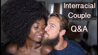 8 QUESTIONS ALL INTERRACIAL COUPLES GET ASKED