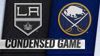 12/11/18 Condensed Game: Kings @ Sabres