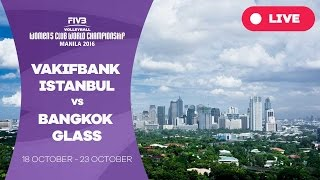VakifBank Istanbul v Bangkok Glass - Women's Club World Championship
