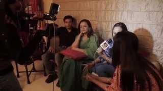 Behind The Scenes - Sreelekha Mitra, Tota Roy Chowdhury