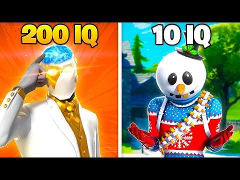 200IQ vs 10IQ