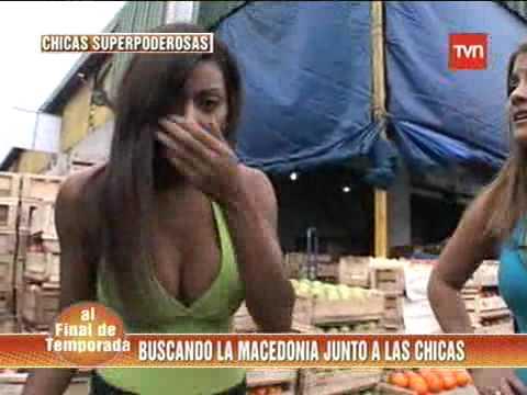 Programa Calle 7 De Elite Las ChicasSuperpoderosas hacen de las suyas 05 07 2012
