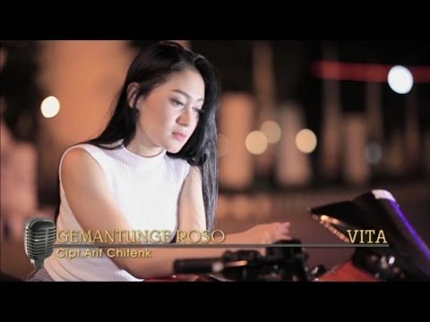 Download Lagu Vita Alvia - Gemantung Roso (Official Music Video) MP3