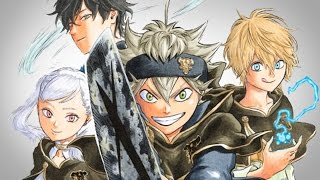 Why You Should Watch / Read Black Clover