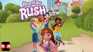 LEGO Friends Heartlake Rush - iOS / Android Gameplay Video