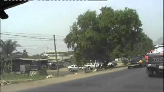 Driving Thru Koforidua (Eastern Region, Ghana) - January 2012