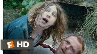 Shaun of the Dead (3/8) Movie CLIP - She's So Drunk (2004) HD