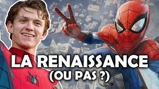 LA RENAISSANCE DE SPIDER-MAN (ou pas ?) - TOM HOLLAND & PS4