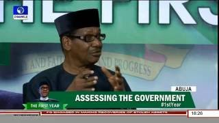 The First Year: Assessing Buhari's Government -- Pt 3