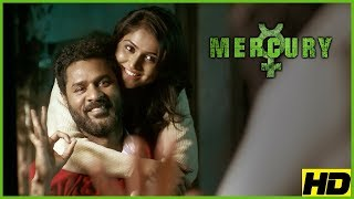 Mercury Movie | Indhuja reveals the truth | Prabhu Deva ghost recollects past | Remya Nambeesan