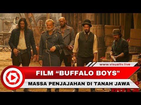 Buffalo Boys, Film Indonesia Rasa Hollywood Rilis Trailler Berikut Faktanya