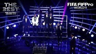 2018 FIFA FIFPro World 11 - Announcement!